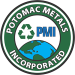 Potomac Metals | We Buy & Recycle Scrap Metal & Electronics